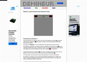 Demineur.org thumbnail