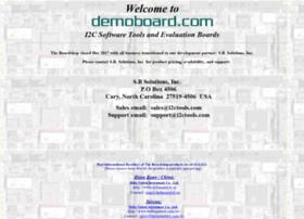 Demoboard.com thumbnail