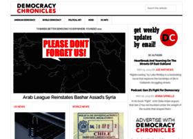 Democracychronicles.org thumbnail