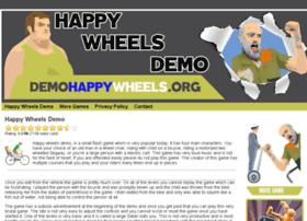 Demohappywheels.org thumbnail