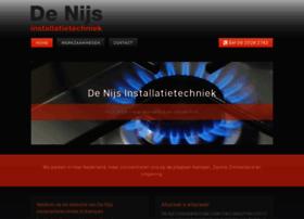 Denijs-installatietechniek.nl thumbnail