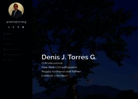 Denisjtorresg.info thumbnail