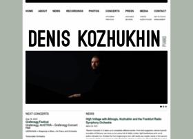 Deniskozhukhin.com thumbnail