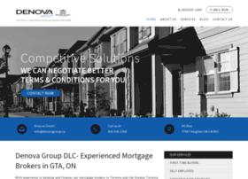 Denovagroup.ca thumbnail
