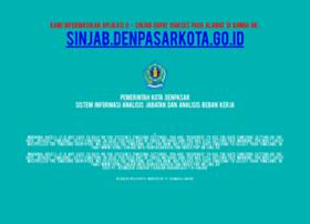 Denpasarkota.sinjab.info thumbnail