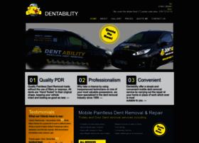 Dentability.co.uk thumbnail