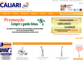 Dentalcaliari.net.br thumbnail