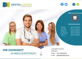 Dentalcorner.at thumbnail