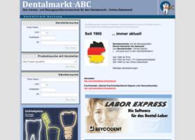 Dentalmarkt-abc.de thumbnail