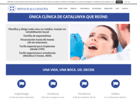 Dentalplazacatalunya.es thumbnail