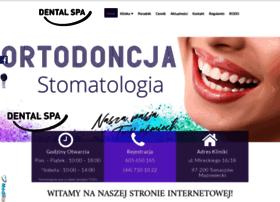 Dentalspa.info.pl thumbnail