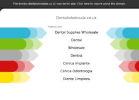 Dentalwholesale.co.uk thumbnail