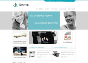 Dentek.com.tr thumbnail