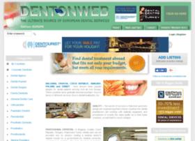 Dentonweb.co.uk thumbnail