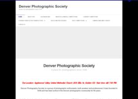 Denverphotosociety.org thumbnail
