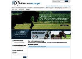 Depaardenverzorger.nl thumbnail