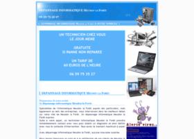 Depannage-informatique-boulogne-billancourt.fr thumbnail