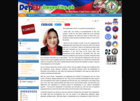 Deped-davaocity.ph thumbnail