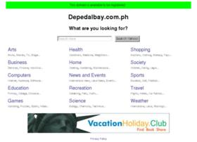 Depedalbay.com.ph thumbnail