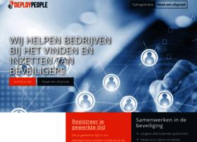 Deploypeople.nl thumbnail