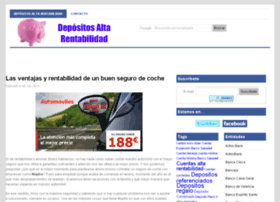 Depositosaltarentabilidad.es thumbnail