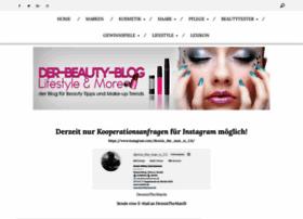 Der-beauty-blog.de thumbnail