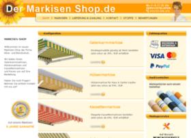 Der-markisen-shop.de thumbnail