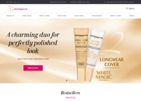 Dermacol-cosmetics.co.uk thumbnail