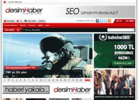 Dersimhaber.org thumbnail