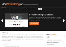 Derwebkatalog.at thumbnail