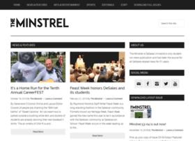 Desalesminstrel.org thumbnail