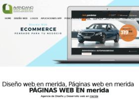 Desarrollowebmerida.com.ve thumbnail