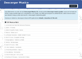 Descargar-musica.tk thumbnail