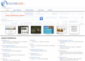 Describewebes.net thumbnail