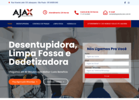 Desentupidorajax.com.br thumbnail