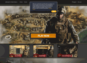 Desert-operations.us thumbnail