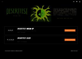 Desertfest-tickets.de thumbnail