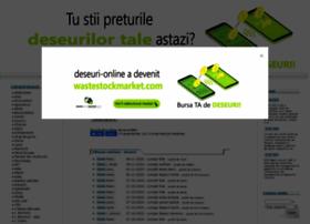 Deseuri-online.ro thumbnail
