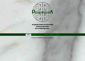 Desiderata.at thumbnail