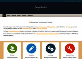 Design-coding.de thumbnail