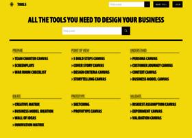 Designabetterbusiness.tools thumbnail