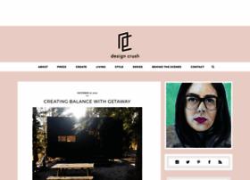 Designcrushblog Com At Wi Design Crush Art Inspiration