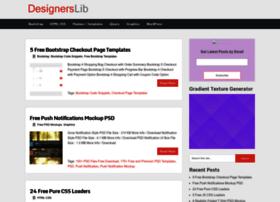 Designerslib.com thumbnail