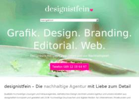 Designistfein.de thumbnail