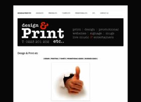 Designprintetc.co.nz thumbnail