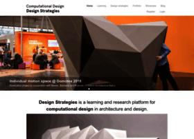 Designstrategies.org thumbnail