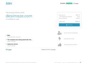 Desimaze.com thumbnail