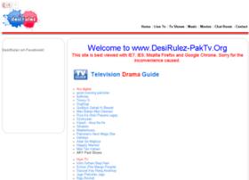 desirulez -paktv.org at Website Informer. DesiRulez - Non Stop Desi