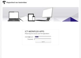 Desktop.hva.nl thumbnail