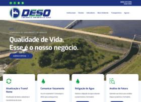 Deso-se.com.br thumbnail